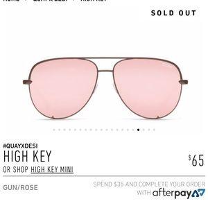 QuayxDesi High Key Sunglasses